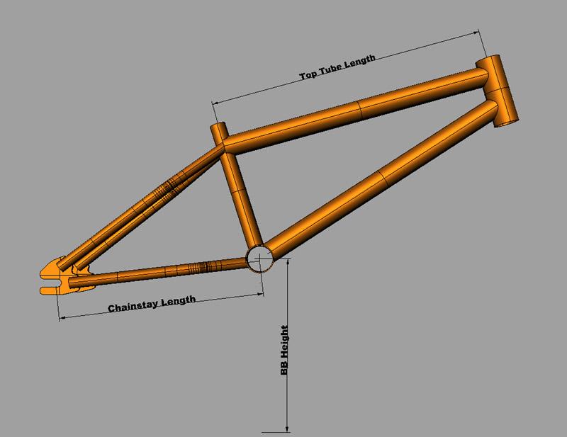 How Do I Know What Glasses Frame Size I Am : G Sport BMX